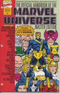 Official Handbook of the Marvel Universe Master Edition (1990-1993) 16