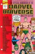 Official Handbook of the Marvel Universe Master Edition (1990-1993) 17