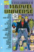 Official Handbook of the Marvel Universe Master Edition (1990-1993) 23
