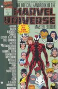 Official Handbook of the Marvel Universe Master Edition (1990-1993) 29