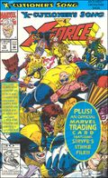 X-Force (1991 1st Series) 16P