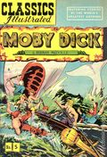 Classics Illustrated 005 Moby Dick (1942) 11