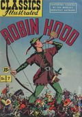 Classics Illustrated 007 Robin Hood 12