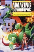 Amazing Adventures GN (1988 Marvel) 1-1ST