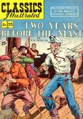 Classics Illustrated 025 Two Years Before the Mast 7