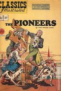 Classics Illustrated 037 The Pioneers (1947) 7