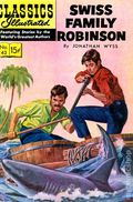 Classics Illustrated 042 Swiss Family Robinson 7