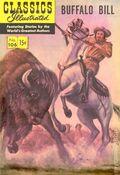 Classics Illustrated 106 Buffalo Bill (1953) 4