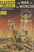 Classics Illustrated 124 The War of the Worlds (1955) 8