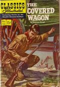Classics Illustrated 131 The Covered Wagon (1956) 7