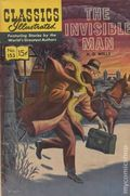 Classics Illustrated 153 The Invisible Man (1959) 2A
