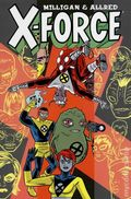 X-Force TPB (2001-2002 Marvel) By Milligan and Allred 1-1ST