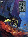 Batman Bride of the Demon HC (1990 DC) 1-1ST