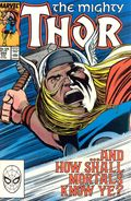 Thor (1962-1996 1st Series Journey Into Mystery) 394