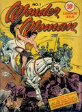 Wonder Woman (1942 1st Series DC) 1