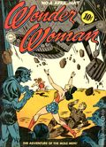 Wonder Woman (1942 1st Series DC) 4