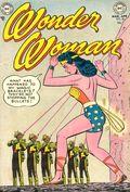 Wonder Woman (1942 1st Series DC) 58