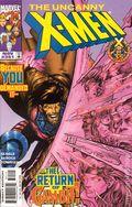Uncanny X-Men (1963 1st Series) 361