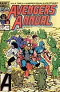 Avengers (1963 1st Series) Annual 13