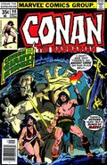 Conan the Barbarian (1970 Marvel) 90