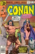 Conan the Barbarian (1970 Marvel) 93