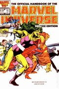 Official Handbook of the Marvel Universe Deluxe Edition (1985-1988 Marvel) 11