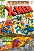Uncanny X-Men (1963 1st Series) Annual 1