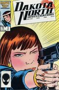 Dakota North (1986 Marvel) 3