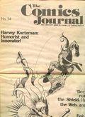 Comics Journal (1977) 34