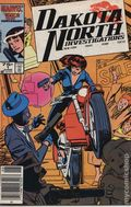 Dakota North (1986 Marvel) 1