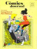 Comics Journal (1977) 79