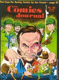 Comics Journal (1977) 85