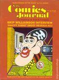 Comics Journal (1977) 104