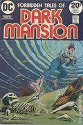 Forbidden Tales of Dark Mansion (1972 DC) 12