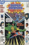 Super Powers (1986 3rd Series) 1