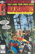 Micronauts (1979 1st Series) 18