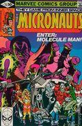 Micronauts (1979 1st Series) 23
