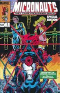 Micronauts (1983) Special Edition 5
