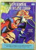 Superman/Fantastic Four (1999 DC/Marvel Treasury) 1SIGNED