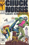 Chuck Norris Karate Kommandos (1987 Marvel/Star Comics) 4