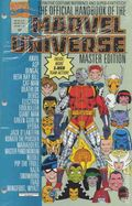Official Handbook of the Marvel Universe Master Edition (1990-1993) 27
