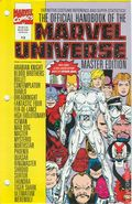 Official Handbook of the Marvel Universe Master Edition (1990-1993) 13