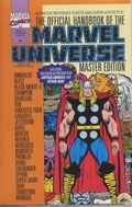 Official Handbook of the Marvel Universe Master Edition (1990-1993) 14