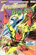 Captain Thunder and Blue Bolt (1987) 3