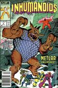 Inhumanoids (1987 Marvel/Star Comics) 4