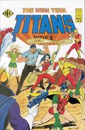 Official Teen Titans Index (1985) 2