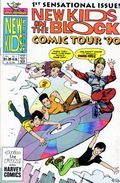 New Kids on the Block Comic Tour (1991) 1
