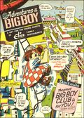 Adventures of the Big Boy (1957-1996 Webs Adv. Corp.) Restaurant Promo 342
