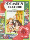 Comics Feature (1980) fanzine 9