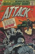 Attack (1958 2nd Series Charlton) 58